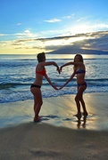26th Dec 2014 - Love from Maui.