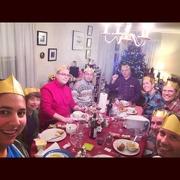 25th Dec 2014 - Christmas dinner!
