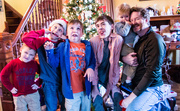 21st Dec 2014 - My herd of little boys + 1