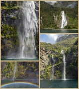 14th Dec 2014 - Waterfalls of Milford Sound