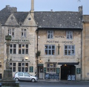 10th Dec 2014 - Stow-on-the-wold facades