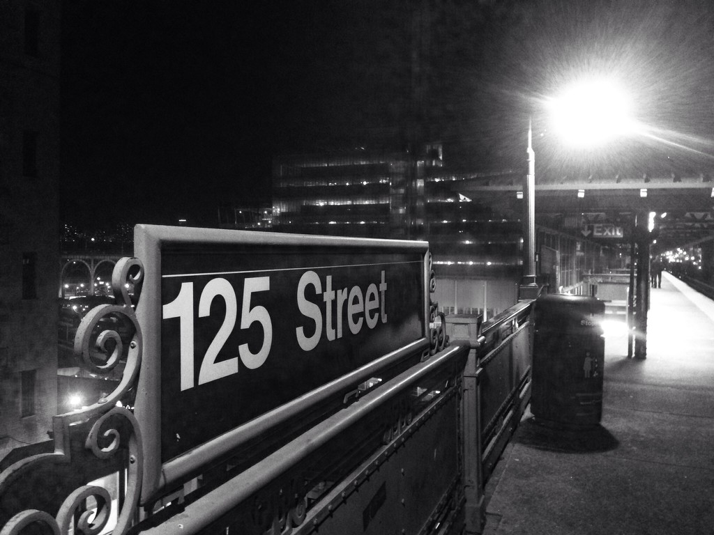 125th Street by sarahabrahamse