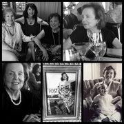 26th Dec 2014 - Tribute to a Strong, Elegant Woman