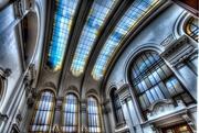 27th Dec 2014 - Great Hall of the Biblioteca Nacional de Chile