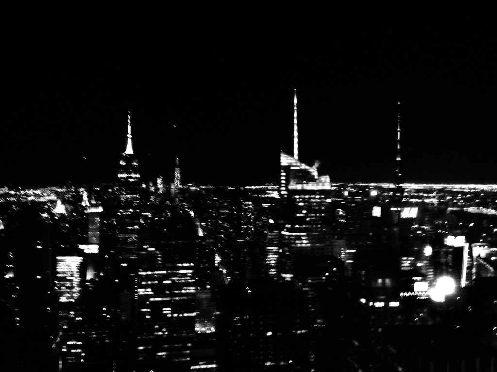 Top of the Rock by sarahabrahamse