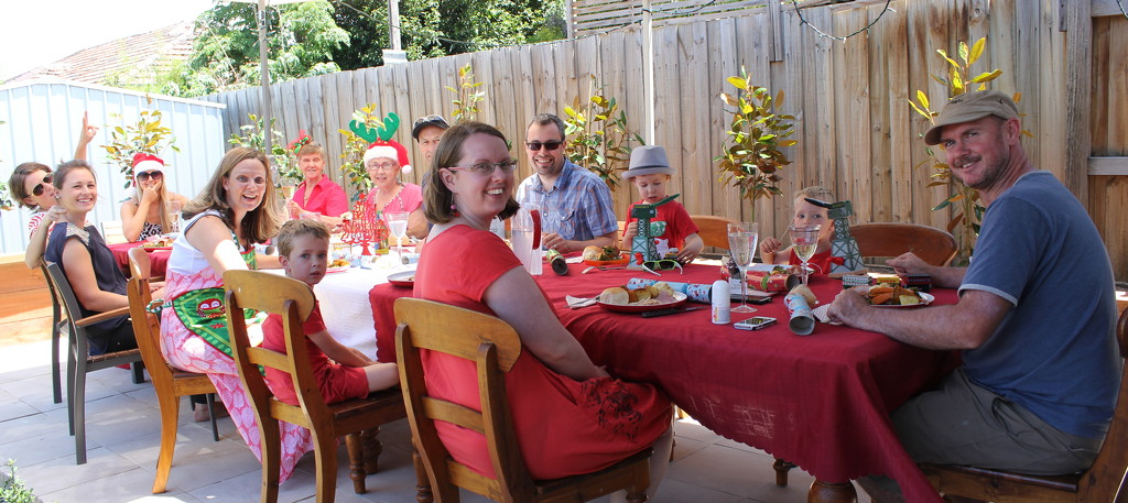 An Aussie Christmas by gilbertwood