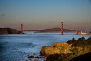 28th Dec 2014 - Nothing says San Francisco like The Golden Gate Bridge