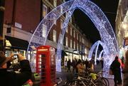 29th Dec 2014 - Christmas lights