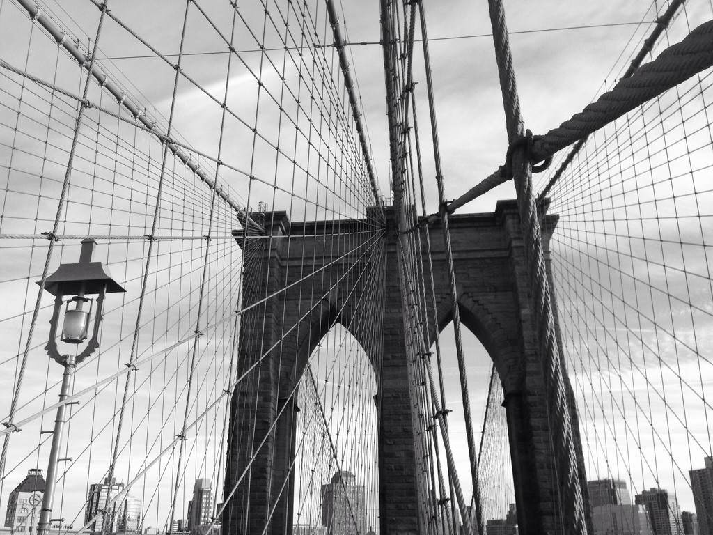 Brooklyn Bridge by sarahabrahamse