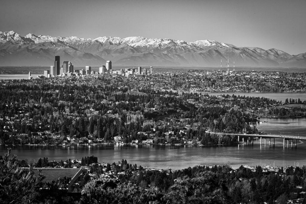 Vintage Seattle  by epcello