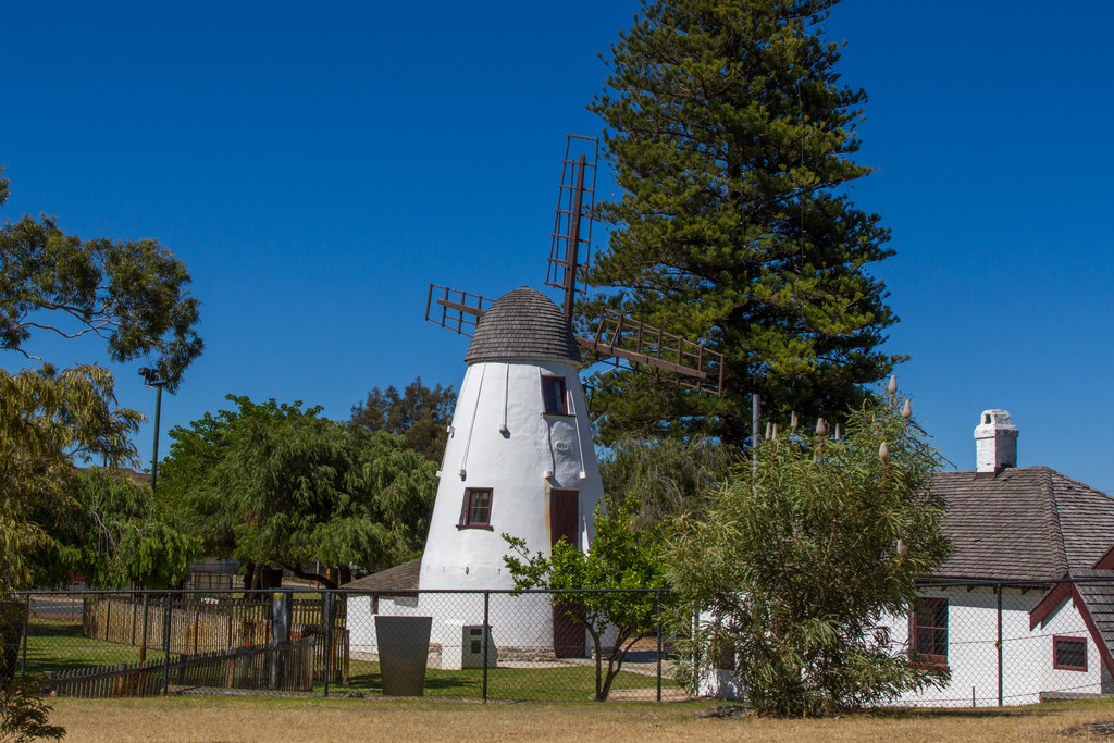 Old Mill in Perth by gosia