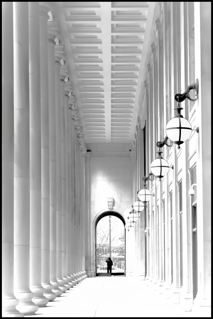 Portico by ukandie1