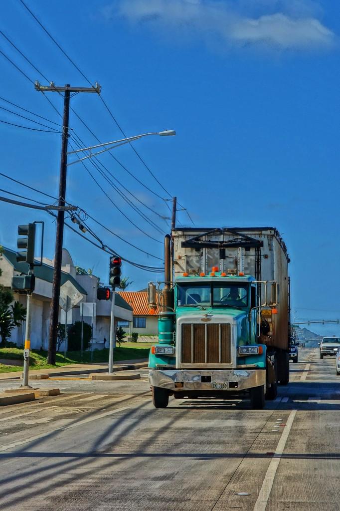 Truck by cocobella