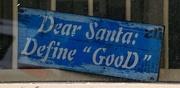 1st Jan 2015 - Dear Santa …