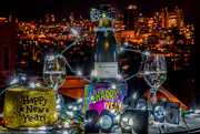 31st Dec 2014 - Happy New Year My 365 Photo Buds