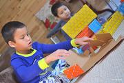 1st Jan 2015 - Cardboard Blocks