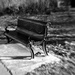 Bench (lensbaby) by nanderson