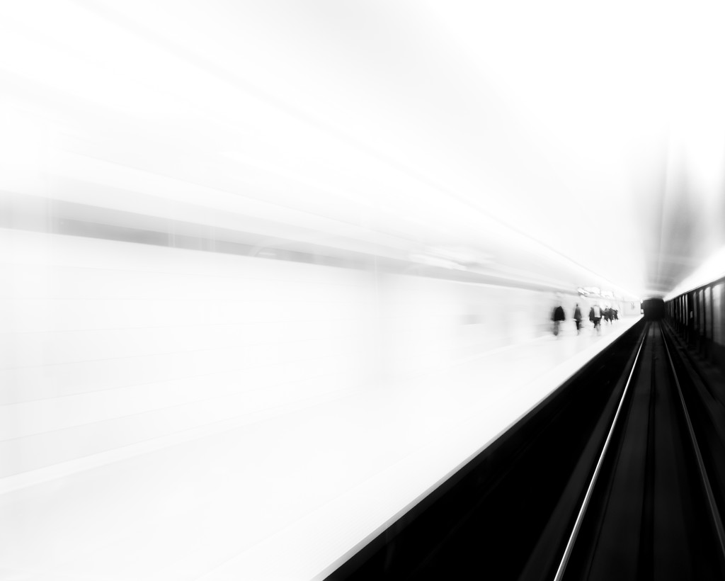 experiment with blur by northy