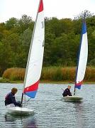 27th Oct 2010 - Sailing