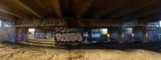 "8th Jan 2015 - Jan 08: Graffiti ""Under The A41"""