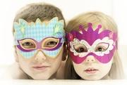 8th Jan 2015 - Masked Cousins