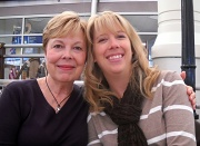 28th Oct 2010 - Airport Lunch with Kate