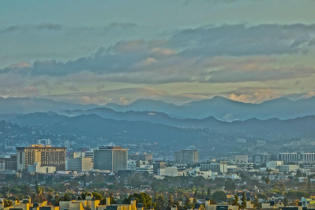 Good morning Hollywood  by cocobella