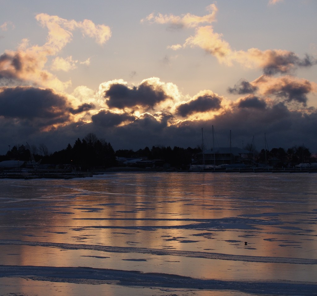 Ice Reflection by selkie