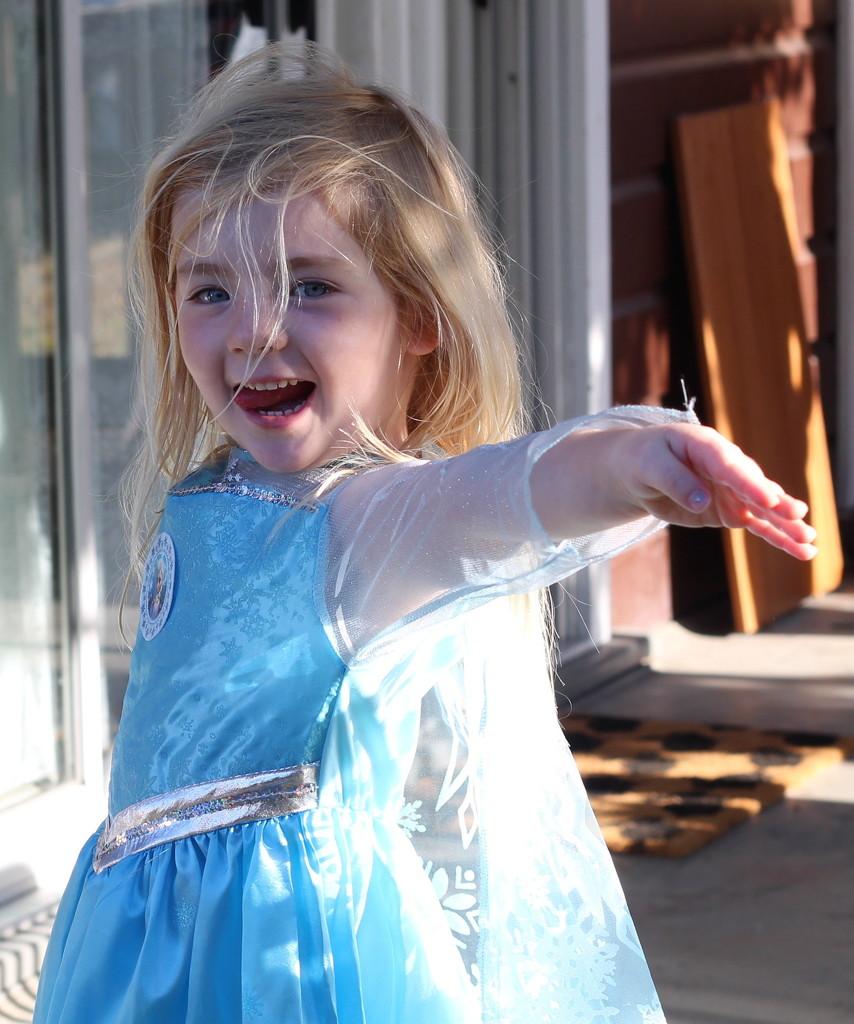 Peyton's 5th birthday by kiwinanna