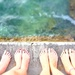 Happy feet in honolulu ! by cocobella