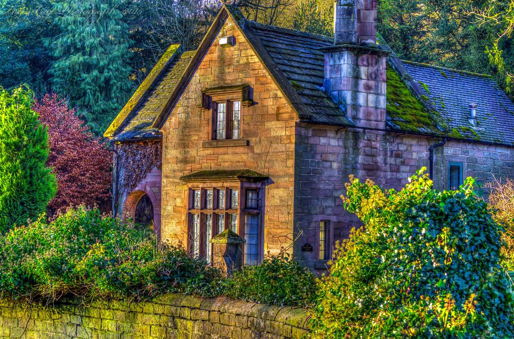 Derbyshire Cottage by tonygig