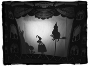 5th Jan 2015 - Shadow Puppets