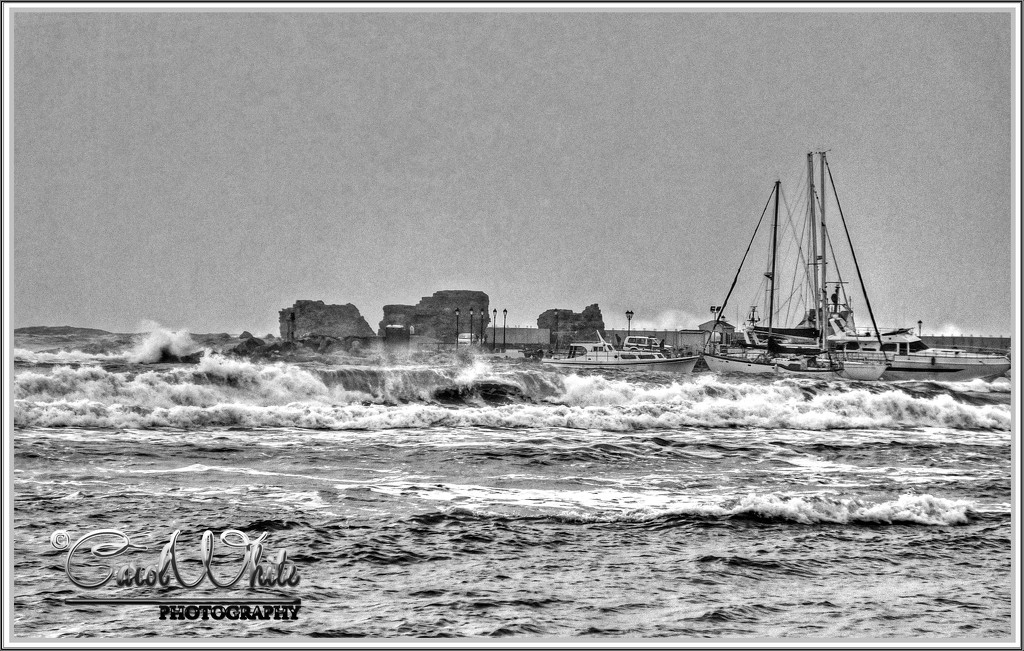Stormy Seas by carolmw