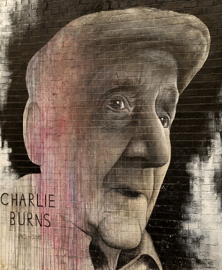 Charlie Burns  by nicolaeastwood