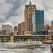 Downtown Milwaukee by myhrhelper