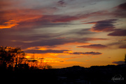 20th Jan 2015 - Another sunset