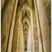 Guildford cathedral, the south aisle by ivan