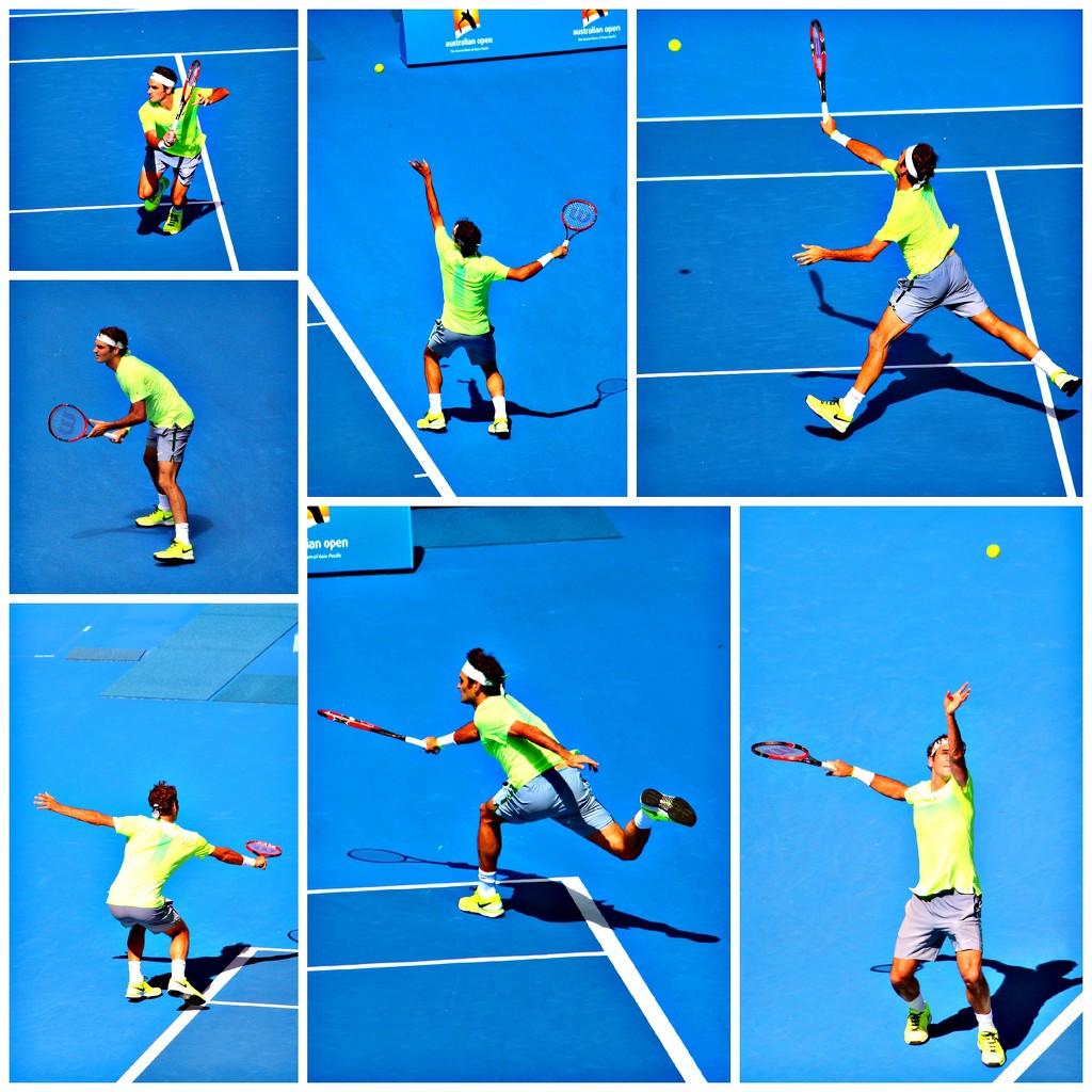 Federer by leestevo