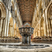 Peterborough Cathedral Font