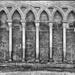 Peterborough Cathedral stonework