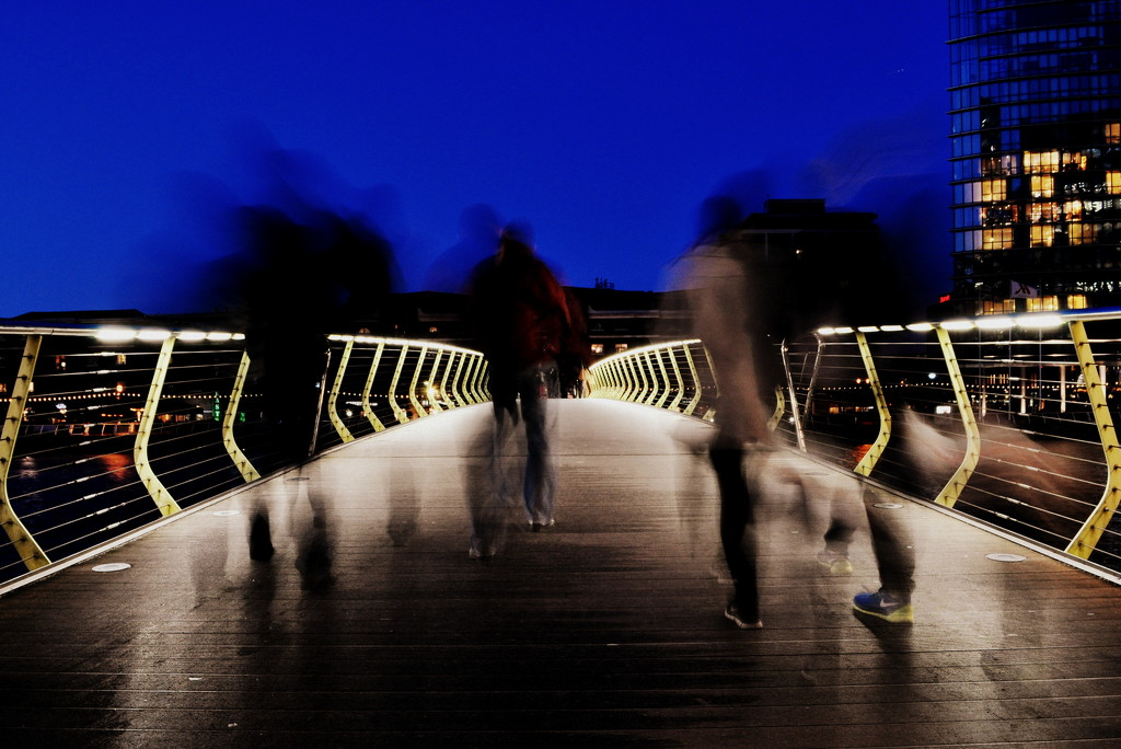 Ghost Walkers by andycoleborn