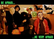 31st Oct 2010 - Be Afraid...