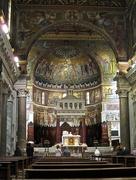 31st Jan 2015 - Basilica di Santa Maria, Trastevere