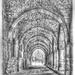 Arches In Monochrome