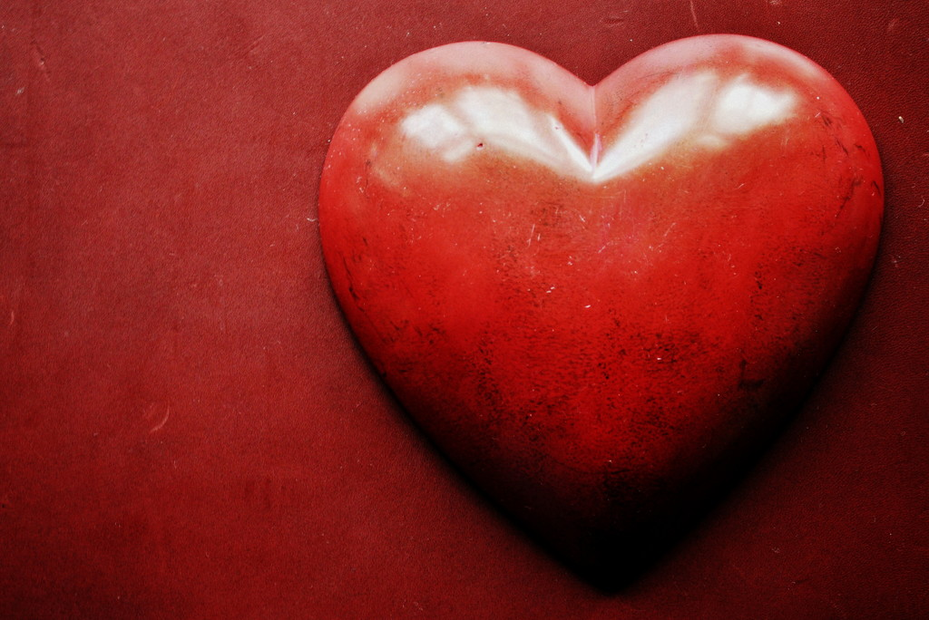Heart by andycoleborn