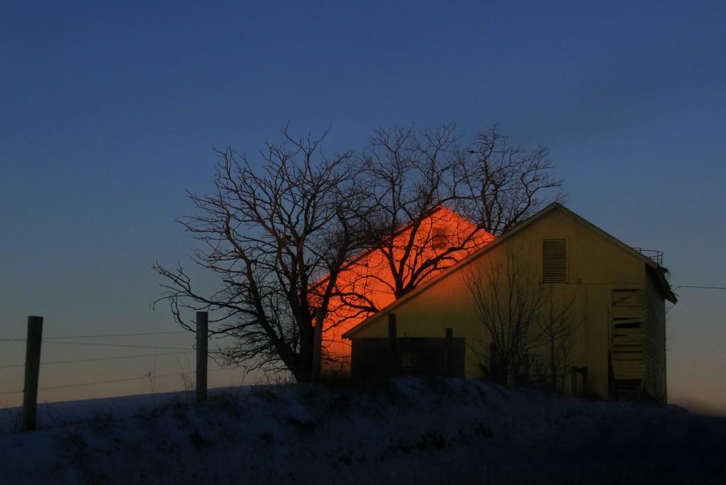 A Glimpse Of Light by digitalrn