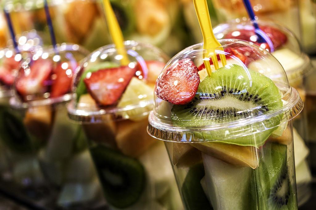 Fresh fruit by jborrases