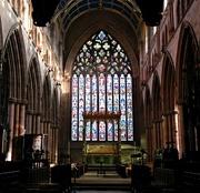 2nd Feb 2015 - Carlisle Cathedral