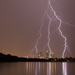 Lightning over Perth by gosia