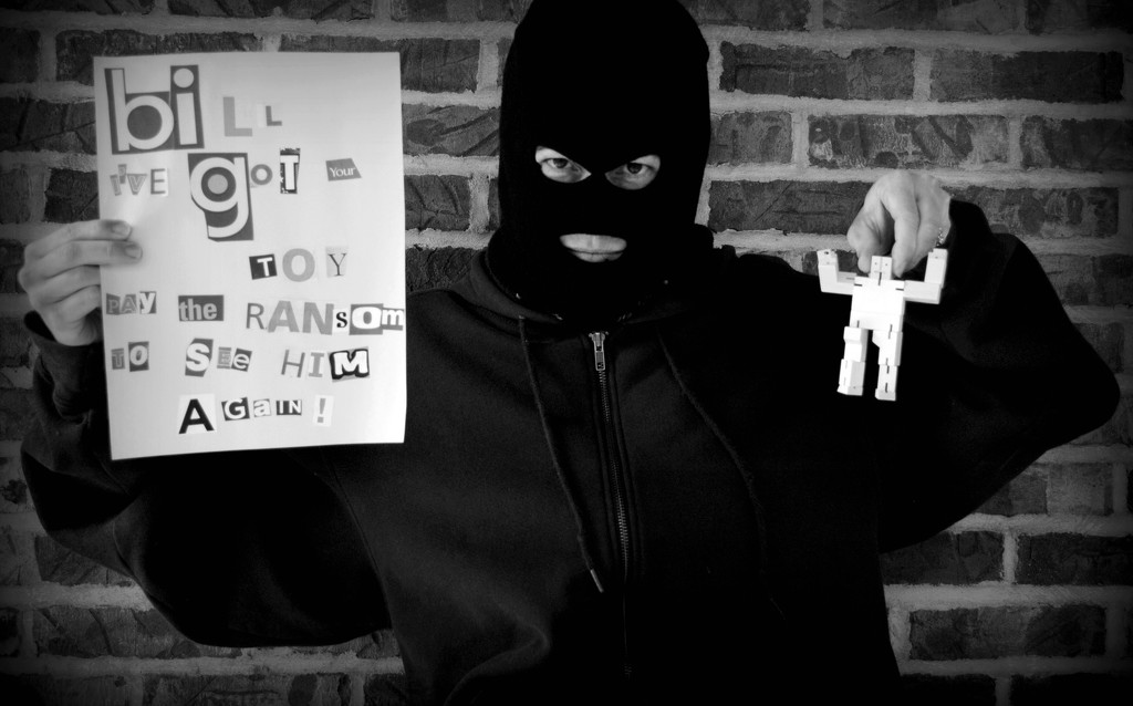 The Ransom Note by alophoto